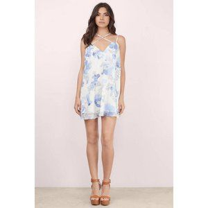 TOBI Floral Dress - Size S